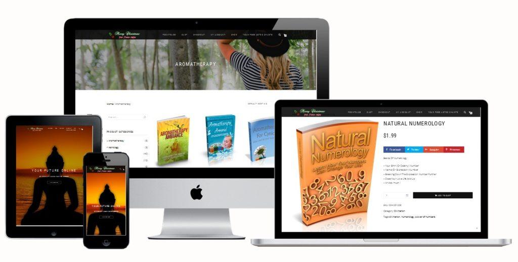 YourFuture e-Book Shop
